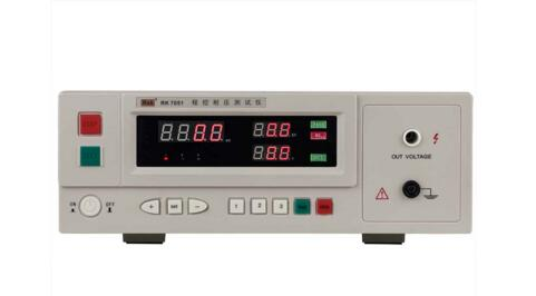 RK7051Programmable withstanding voltage tester