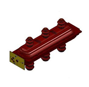 GSC SF6 Load break switch Schneider type for SM6 panel 36KV