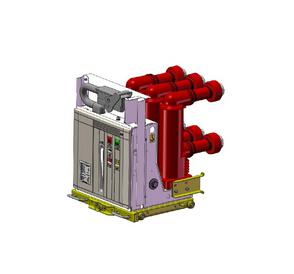 VTV new VD4 type VCB vaccum circuit-breaker from 7.2KV up to 40.5KV