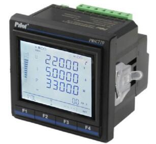 PMAC770 LCD Ethernet/ BACnet/ MODBUS Multifunction Power Meter