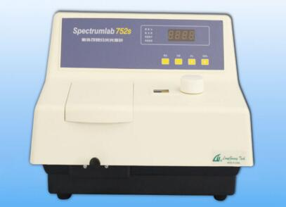 752S UV-Vis Spectrophotometer
