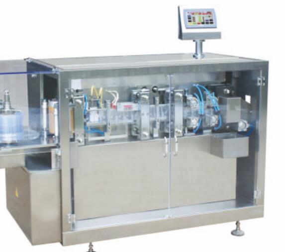 Разливочная машина пластической ампулы