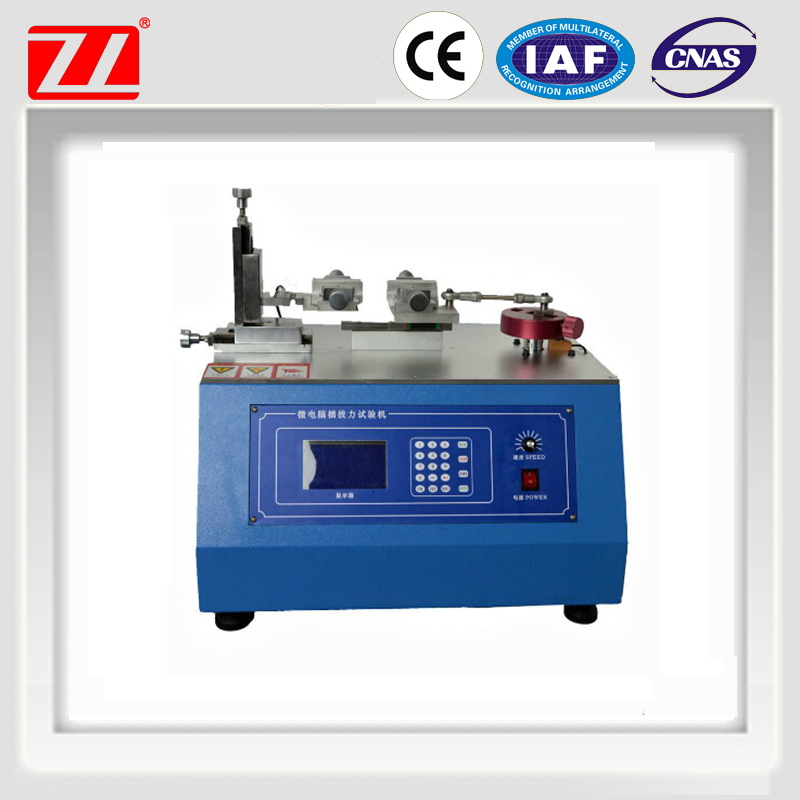 ZL-2808 Microcomputer Plug Life Testing Machine