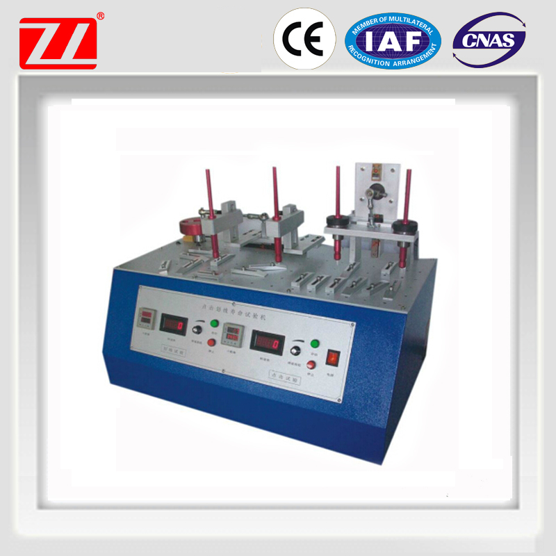 ZL-2806 Click Crossed Life Testing Machine