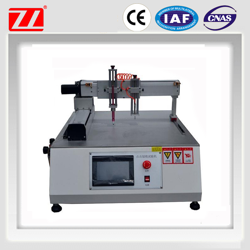 ZL-2804 Touch Screen Click Crossed