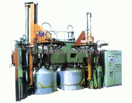 Tyre moulding machine