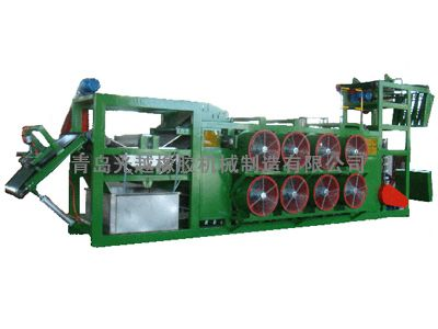 Batch –off cooling machine