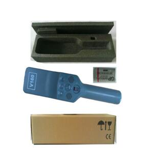 V160 Hand held metal detector