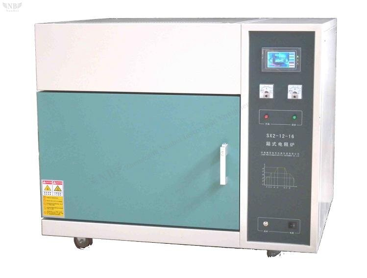 SX2-T/G/GP 1300℃ 1600℃ Electric resistance furnaces