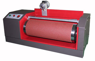 Performance DIN Abrasion Tester Rubber Abrasion Resistance Stainless Steel