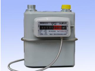 RS485 Opto-electrical AMR gas meter
