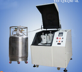 YD-XQM Cryogenic Planetary Ball Mill(Liquid Nitrogen)