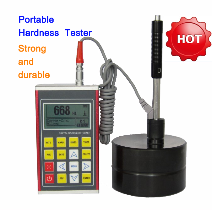 Protable Metal hardness tester