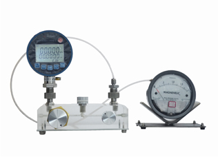 HS700 Vacuum Comparator