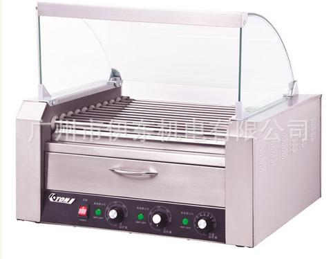 máquina de salchichas con Armario once stick