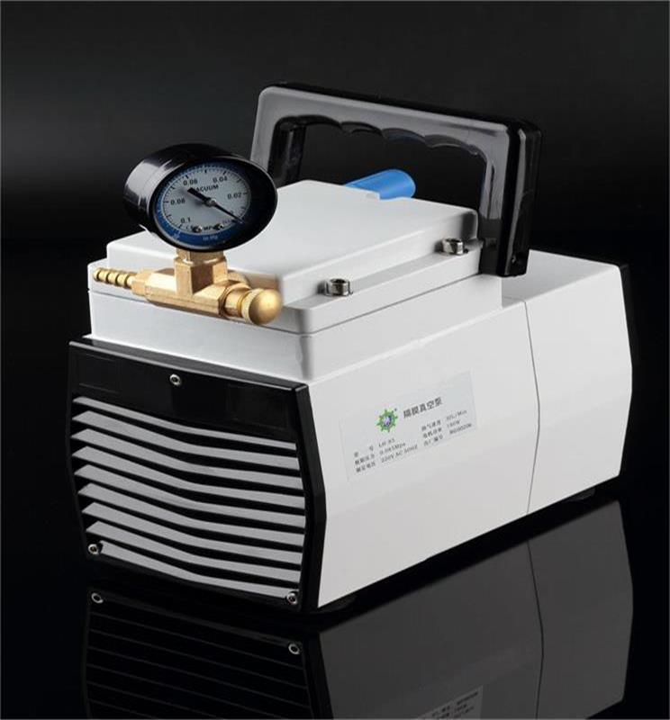 Diaphragm Vacuum Pump-Chemical Resistant Type