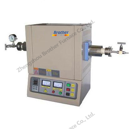 XD-1400ST Tube Furnace (Heated by SiC elements)