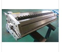 Wood strong profiles foaming extrusion toolings