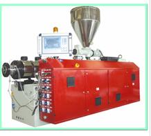LDE 65 twin screw PVC profile extrusion machine