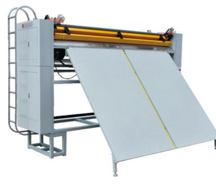 Automatic cutting Machine for non-shuttle quilting machine