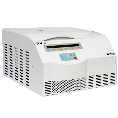 TGL20 high speed refrigerated centrifuge