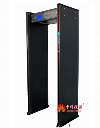 ZK803AT--Walk through Metal Detector