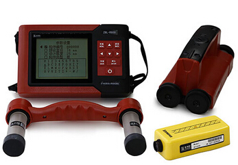 ZBL-R800 MultiFunction Rebar Detector