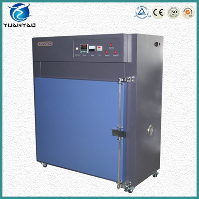 Industrial hot aging oven