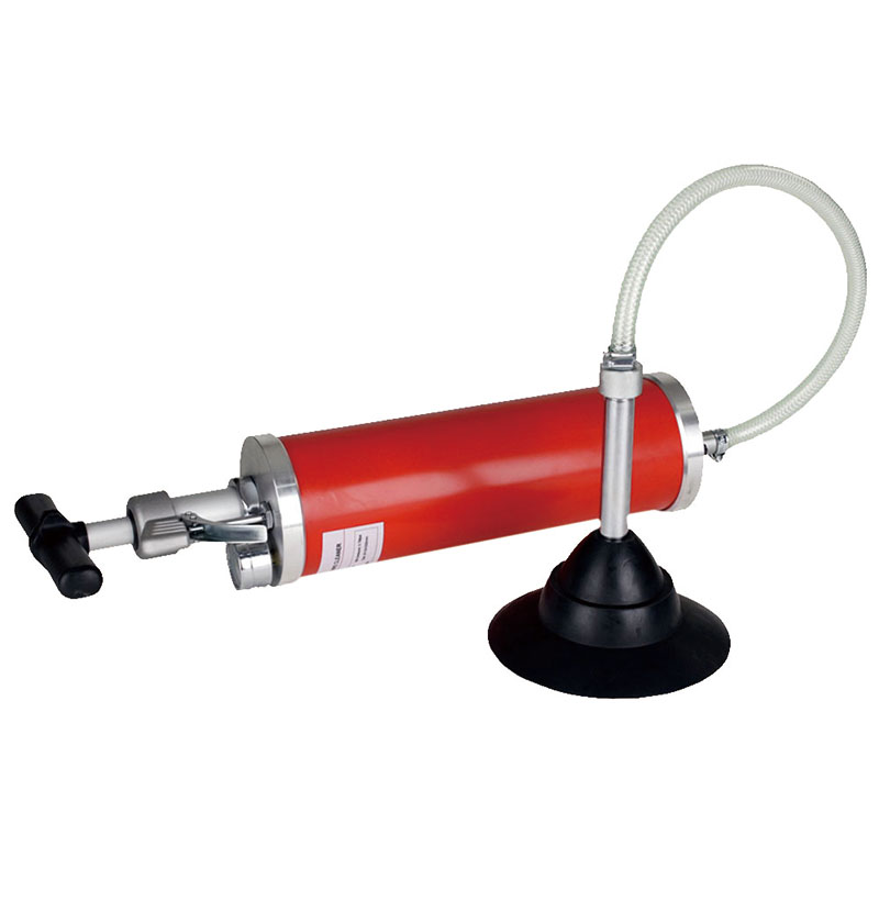 GQ-4 Pneumatic Drain Cleaner