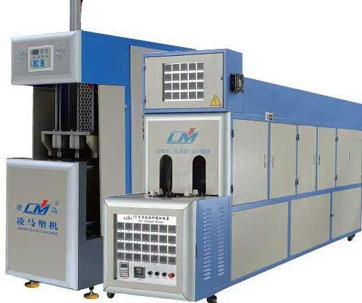 PP Semi-Automatic Blow Molding Machine