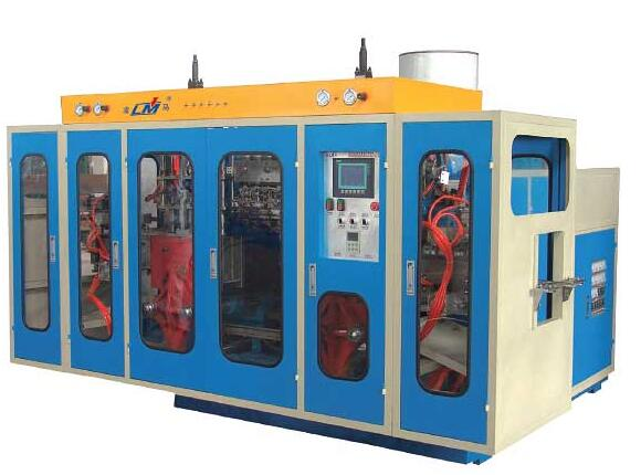 Full Automatic Extrusion Blow Molding Machine