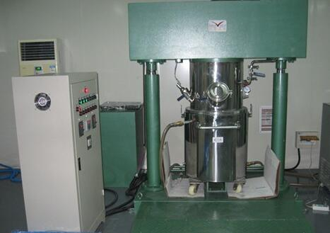 XJ30-1000L double planetary mixer