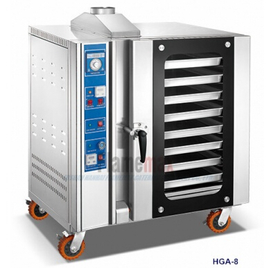 HGA-8 Gas Convection Oven(8-Pan)