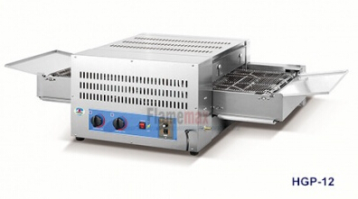 HGP-12 Gas Conveyor Pizza Oven