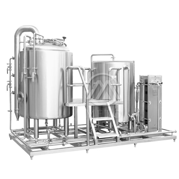 2 Vessel Brewhouse System-A