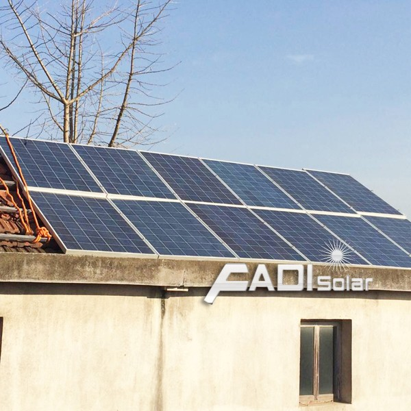 5KW On Grid Solar Power System for Household (FD-ON/PSP-5000W)