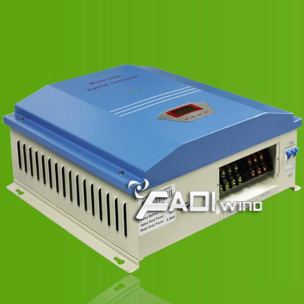1kW 48V Solar Wind Hybrid Charger Controller
