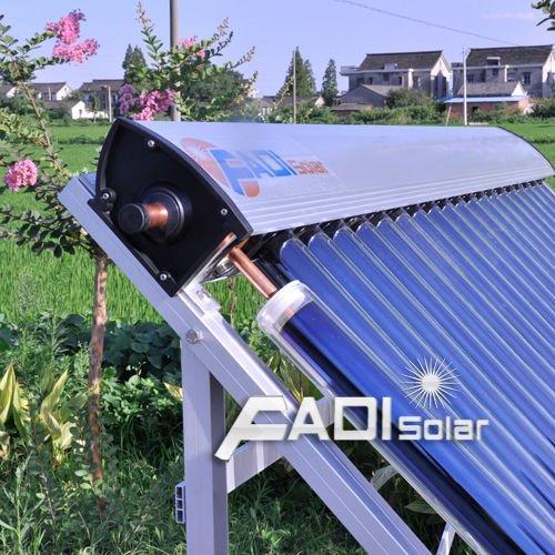 太阳能科码和内乱认证太阳能集热器应用