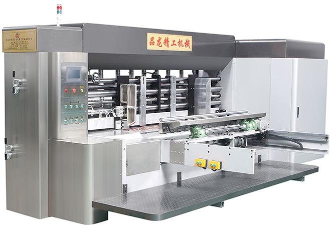 PL High-speed ink printing slotgting machine