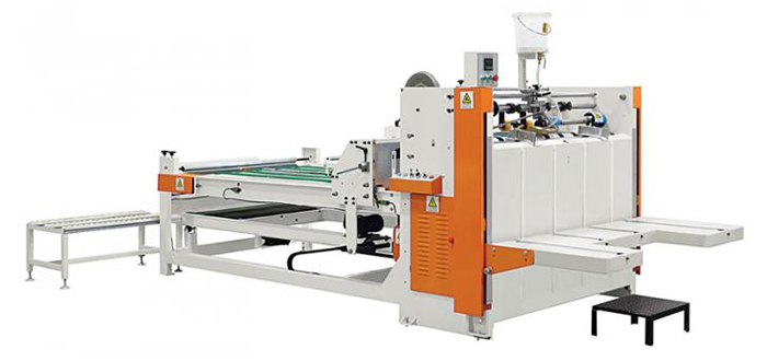 Semi-auto Gluing Machine