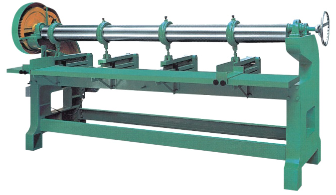 Double link slotting and angle cutting