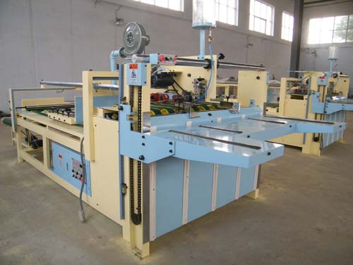 Semi-automatic Carton Gluing machines, Semi Automatic Gluing Machine,Glue machine