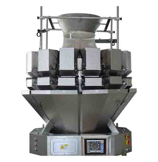 SW-ML14  5L Modular 14Head Salad Weigher