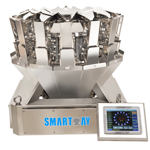 SW-MS14 0.5L Compact 14 Head Weigher
