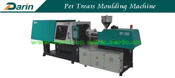 Pet Treats Moulding Machine