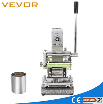 VEVOR Price Hot Foil Stamping Machine