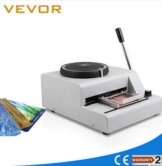 VEVOR Price Nameplate Embossing Machine