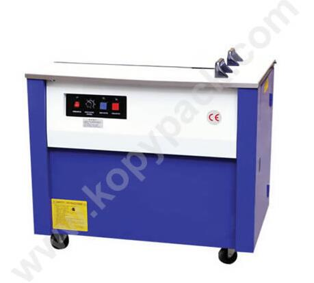 Semi-automatic High Table Strapping Machine