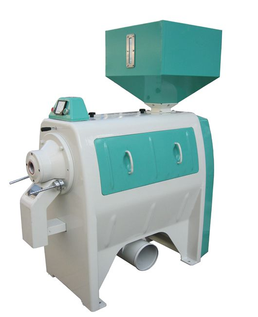 MNMS18 High Power Blast Sand-roller Rice Mill