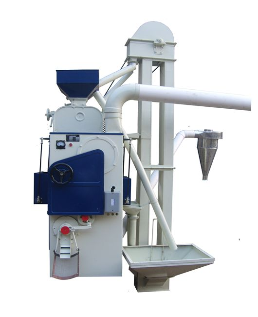 XGI-15 Combined Rice Mill